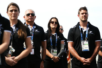 Holly Robinson New Zealand Paralympic Committee Assignment - Paralympics Previews - Day -1