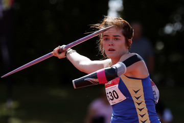 Holly Robinson New Zealand Track And Field Championships