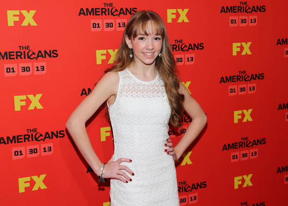 new york premiere inside arrivals in this photo holly taylor holly
