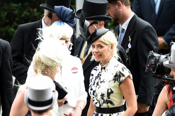 Holly Willoughby Royal Ascot 2017 - Day 4