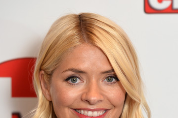 Holly Willoughby TV Choice Awards - Red Carpet Arrivals