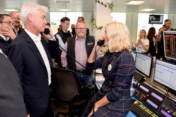 Holly Willoughby GFI Charity Day 2019