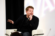 James Corden attends The Hollywood Chamber's 7th Annual State Of The Entertainment Industry Conference Presented By Variety at Loews Hollywood Hotel on November 15, 2018 in Hollywood, California.