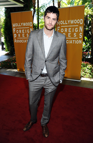 Actor Jim Sturgess arrives at The Hollywood Foreign Press Association's 2011 Installation Luncheon at Beverly Hills Hotel on August 4, 2011 in Beverly Hills, California.