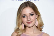 Singer Jackie Evancho attends The Hollywood Reporter 35 Most Powerful People In Media 2017 at The Pool on April 13, 2017 in New York City.