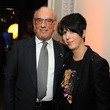 Diane Warren and Roberto Coin Photos