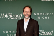 Luca Guadagnino attends The Hollywood Reporter 6th Annual Nominees Night at CUT on February 5, 2018 in Beverly Hills, California.