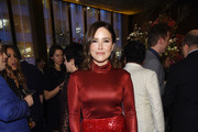Sophia Bush attends The Hollywood Reporter's 9th Annual Most Powerful People In Mediaat The Pool on April 11, 2019 in New York City.