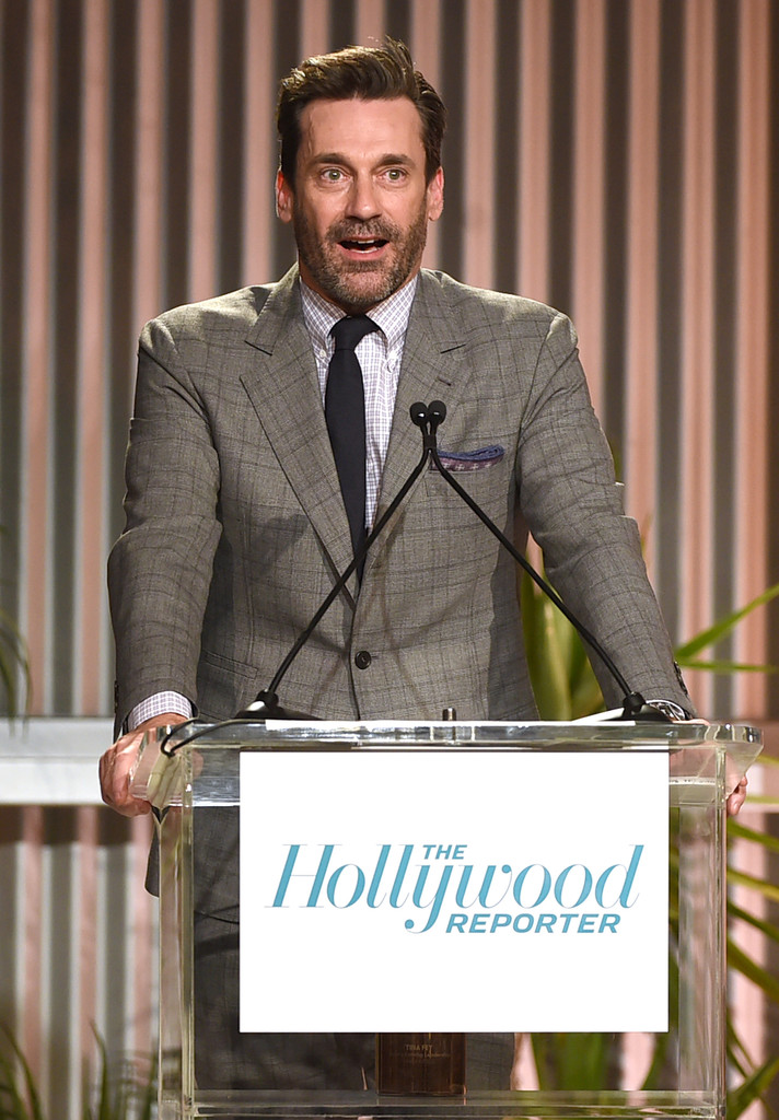 Jon Hamm Photos - The Hollywood Reporter's Annual Women In ...