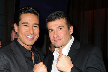 Mario Lopez The Hollywood Reporter's Philanthropist Of The Year Award Reception