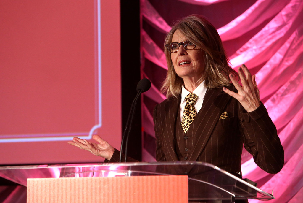 Diane Keaton Photos Photos - The Hollywood Reporter's ...