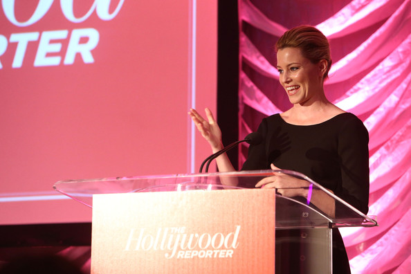 "Elizabeth Banks Pictures - The Hollywood Reporter's ""Power ..."