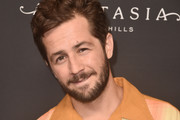 Michael Angarano attends The Hollywood Reporter And SAG-AFTRA Emmy Award Contenders Annual Nominees Night on September 20, 2019 in Beverly Hills, California.