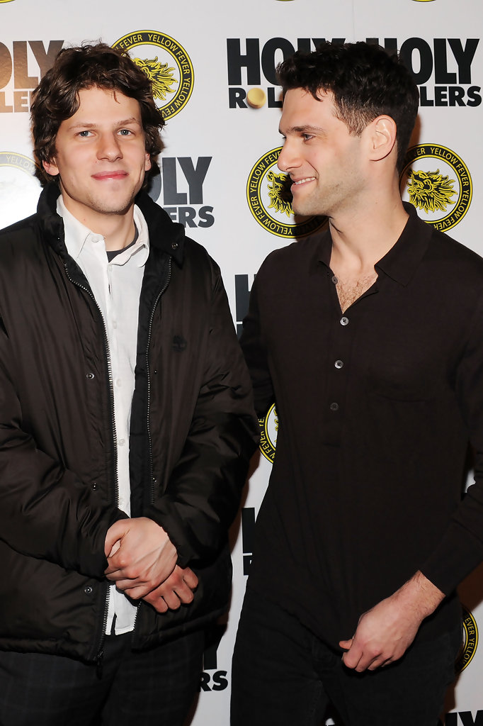 "Justin Bartha in ""Holy Rollers"" New York Premiere - Arrivals - Zimbio"