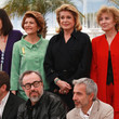 Paredes Homage To The Spanish Cinema - Photocall:63rd Cannes Film Festival