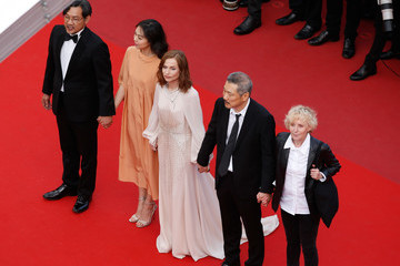 Hong Sangsoo 'The Meyerowitz Stories' Red Carpet Arrivals - The 70th Annual Cannes Film Festival