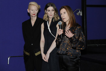 Honor Swinton Byrne NY Special Screening Of 'THE SOUVENIR'