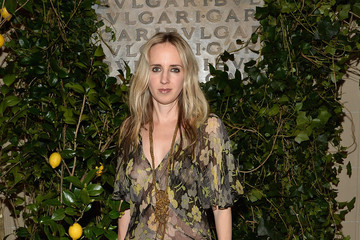 Hope Atherton BVLGARI & ROME: Eternal Inspiration Opening Night - Dinner Arrivals