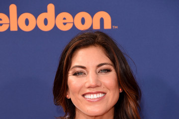 Hope Solo Nickelodeon Kids' Choice Sports Awards 2015 - Arrivals