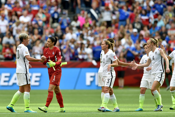 Nigeria v USA: Group D - FIFA Women's World Cup 2015