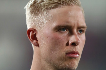 Hordur Bjorgvin Magnusson Iceland v Czech Republic - International Friendly