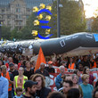 Horst Seehofer Protesters Demand Solidarity With Migrants