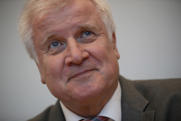 Horst Seehofer CDU/CSU Faction Meets As Bavarian Elections Loom