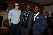 Sterling K. Brown and Brian Tyree Henry Photos Photo