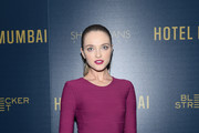 "Vlada Roslyakova attends the ""Hotel Mumbai"" New York Screening at Museum of Modern Art on March 17, 2019 in New York City."