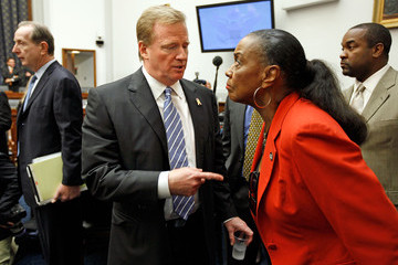 Sylvia Mackey House Judiciary Committee Holds Hearing On Football Head Injuries