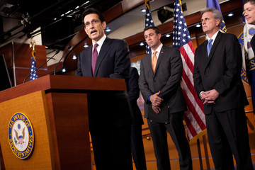 Duncan Hunter House Republican Rep. Eric Cantor Discusses The Budget Bill