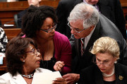 Maxine Waters and Barney Frank Photos Photo