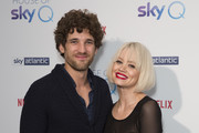 Kimberly Wyatt attends the 'House of Sky Q' Launch at The Vinyl Factory on November 15, 2018 in London, England.