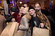 Event co-host Patricia Clarkson and guests attend Housing Works' Fashion for Action on November 14, 2019 in New York City.