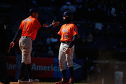 Colby Rasmus Carlos Correa Photos Photo
