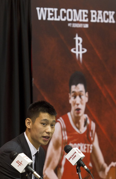 jeremy lin houston rockets The houston rockets were the second stop on carmelo anthony's free agent  tour on wednesday one day after the chicago bulls plastered.