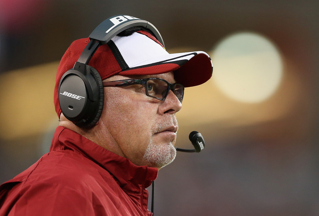 Bruce Arians in Houston Texans v Arizona Cardinals - Zimbio