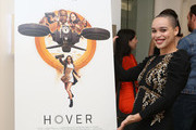 """Cleopatra Coleman attends the """"Hover"""" Los Angeles premiere screening at Arena Cinelounge on June 29, 2018 in Hollywood, California."""