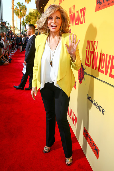 'How To Be A Latin Lover' Premiere