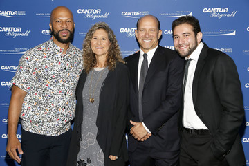 Howard Lutnick Edie Lutnick Annual Charity Day Hosted By Cantor Fitzgerald, BGC and GFI - Cantor Fitzgerald Office - Arrivals