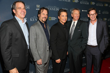 Howard Owens 'Killing Kennedy' Premieres in Beverly Hills — Part 2