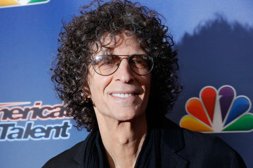 Howard Stern 'America's Got Talent' Red Carpet Event in NYC