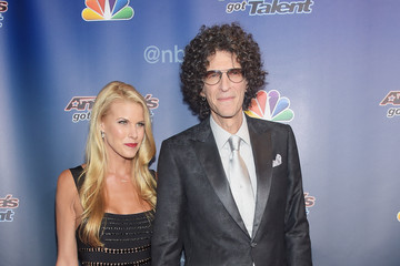 Howard Stern 'America's Got Talent' Season 9 Finale Red Carpet