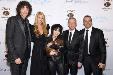 Howard Stern North Shore Animal League America's Annual Celebrity 'Get Your Rescue On' Gala
