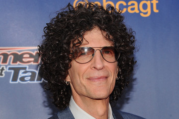 Howard Stern 'America's Got Talent' Season 9 Event