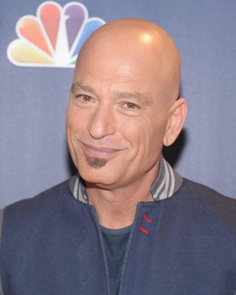 howie mandel color