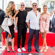 Howie Mandel Simon Cowell Honored With Star On The Hollywood Walk Of Fame