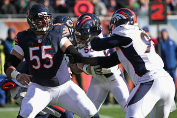 Hroniss Grasu Denver Broncos v Chicago Bears