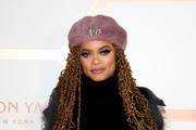 Andra Day attends Hudson Yards, New York's Newest Neighborhood, Official Opening Event on March 15, 2019 in New York City.