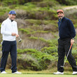Huey Lewis AT&T Pebble Beach Pro-Am - Round Two